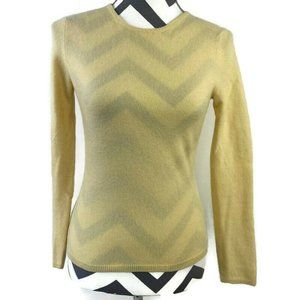 Sutton Studio Small Cashmere Long Sleeve Sweater